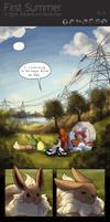 First Summer - A Rijon Adventures Nuzlocke [Pg.32] by Krisantyne