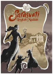 SARASVATI (Lengkah Maddah) by blossomdec4y