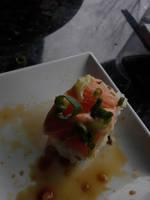 Heart Sushi by NightShadow131