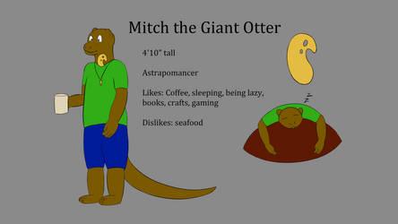 Mitch by Lt-Fennec