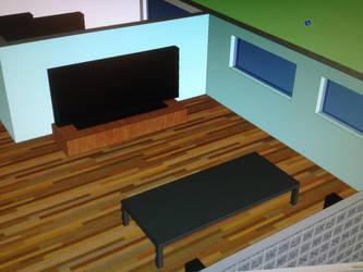 Home Inside Wall 7 by darksteel-mercenary