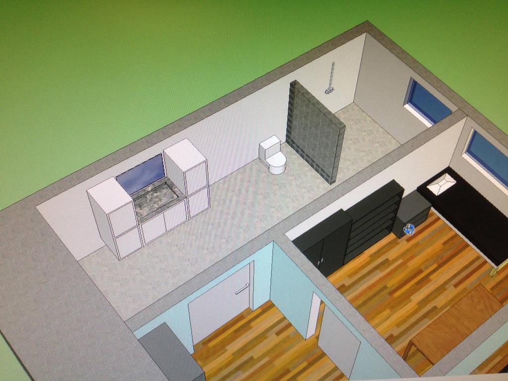 Home Inside Wall 4 by darksteel-mercenary