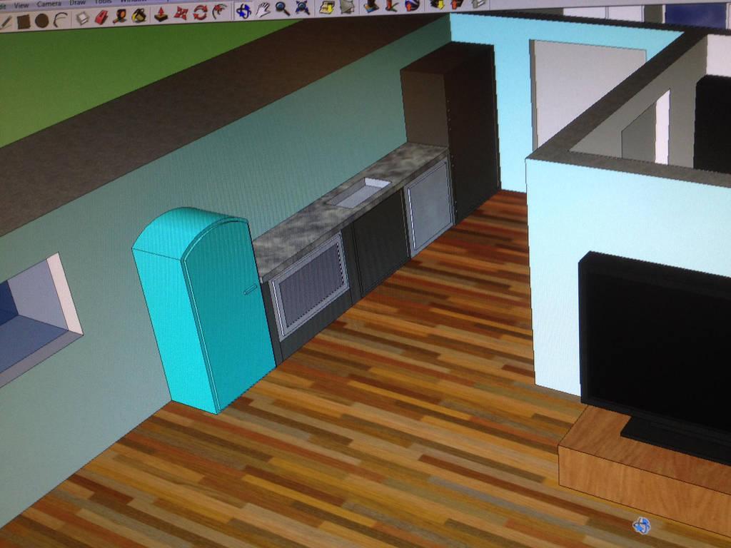 Home Inside Wall 3 by darksteel-mercenary