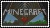 Stamp: Minecraft by Shendijiro
