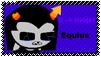 Stamp: Equius by Shendijiro