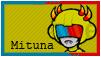 Stamp: Mituna by Shendijiro