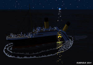 Shattered Hopes (The Mystery Ship) by Eugenius330