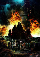 Poster - Death Eaters DH2 by jefferson-hp