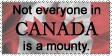 Canadians by LazloTitan