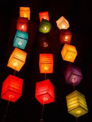 Lanterns by luag
