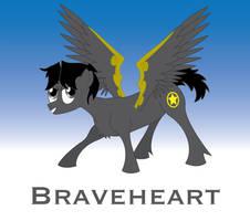 Jacob Braveheart - OCs Part 4 by miipack603