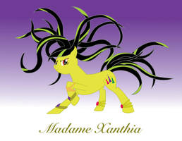 Madame Xanthia 1 - OCs Part 5 by miipack603