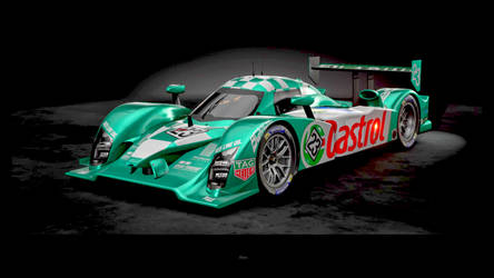 Gran-TurismoSPORT Another Livery design by whendt