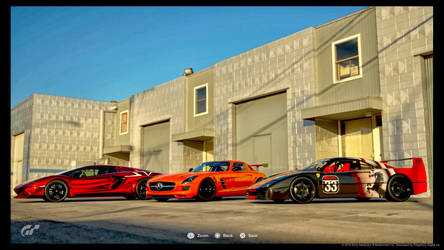 Some of my cool cars I made Livery's for by whendt