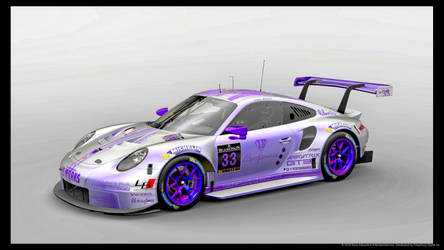 GT SPORT My New LIBERTY WALK Porsche 911 RSR (991) by whendt