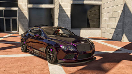 THE CREW 2 My new Bentley Continental GT by whendt