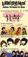 Beatles Meme by lorainesammy