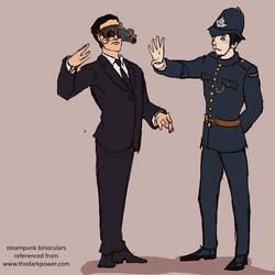 Drawble: Murdoch Mysteries by lorainesammy