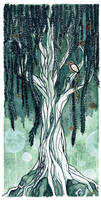 the ancient tree by theIceOrchid