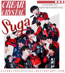 #072 | Pack Png | Suga | BTS by jellycxt