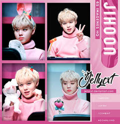 #018 | Photopack | Jihoon | Wanna One by jellycxt