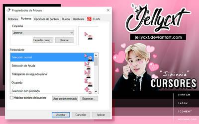 #004 | Cursores | Jimin | BTS by jellycxt