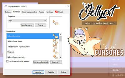 #005 | Cursores | Suga | BTS by jellycxt