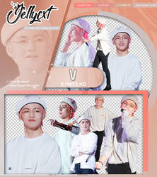 #112 PACK PNG | V | BTS by jellycxt