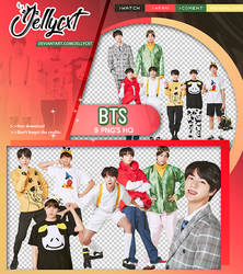 #113 PACK PNG |  BTS by jellycxt