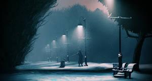 Night Redemption by Fluoxyd