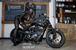 The Demon and Black Betty by SkipM