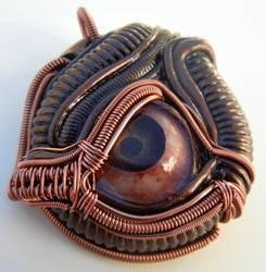 biomech pendant 1 finished by dogzillalives