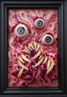 Hamburger face by dogzillalives