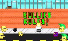 Squareboy vs Bullies fant art version 02 by carmax8901