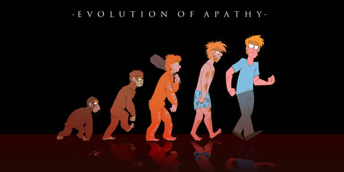 Evolution of Apathy by Vergolophus