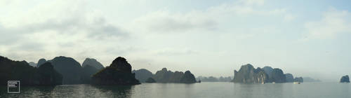 The beauty of Halong Bay by HoangMinh96