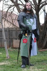Earthen Knight II by SkyeStock