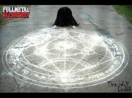 ::FMA:: Transmutation Circle 2 by Beresclet