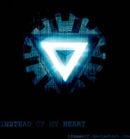 ::MARVEL:: Instead of the heart by Beresclet