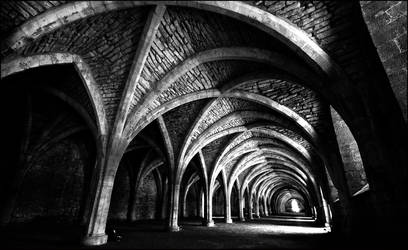 underneath the arches I dream my dreams away by LordLJCornellPhotos
