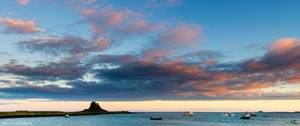A Lindisfarne moment by LordLJCornellPhotos