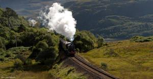 Full steam ahead by LordLJCornellPhotos