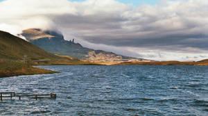 Playing with my Nikon F on Skye by LordLJCornellPhotos