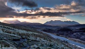 A frosty morning by LordLJCornellPhotos