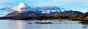Gazing at the clustered peaks by LordLJCornellPhotos