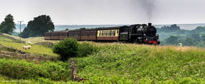 Rail the heritage way by LordLJCornellPhotos