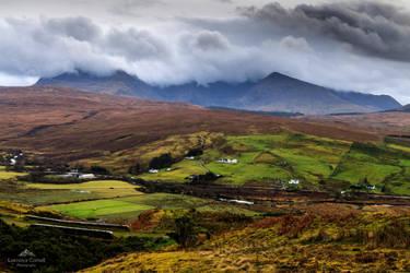 The cloud shroud. by LordLJCornellPhotos