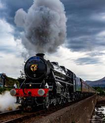 Making some steam by LordLJCornellPhotos