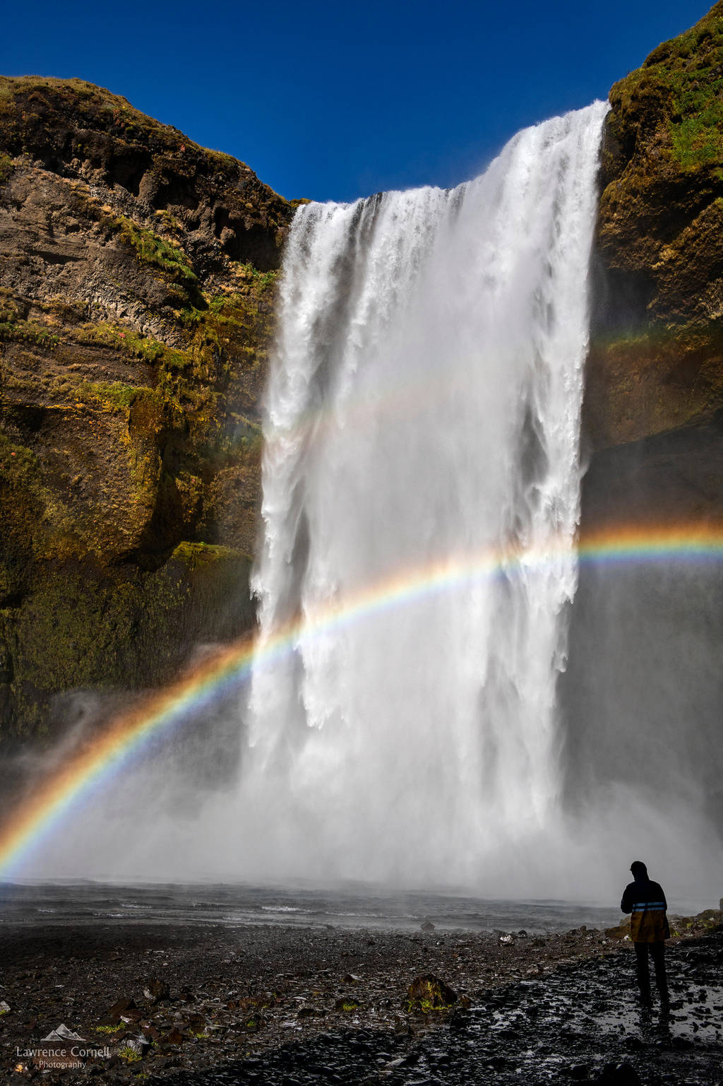 Rainbow falls. by LordLJCornellPhotos