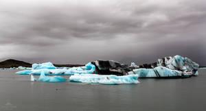 Blue ice. by LordLJCornellPhotos